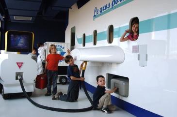credit photo musée de l'Air et de l'Espace / A. Fernandes